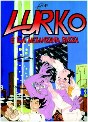 La copertina del quarto episodio