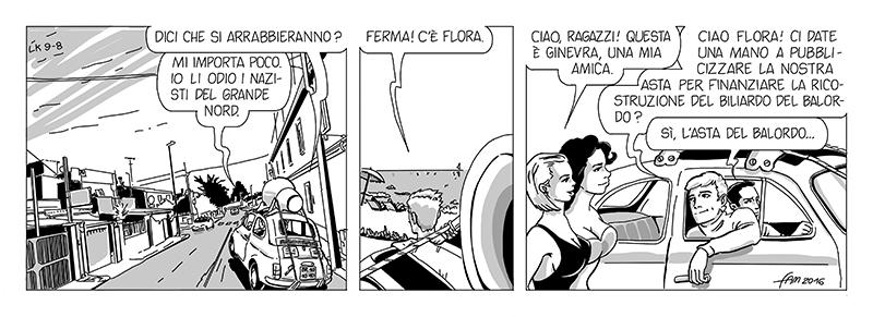 Lurko e il matrimonio di Flora - 8 di 24