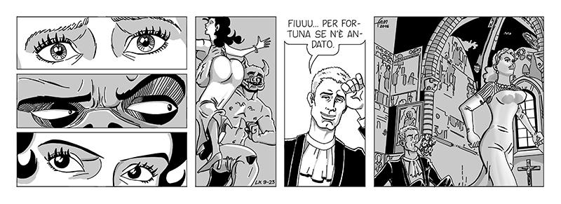 Lurko e il matrimonio di Flora - 23 di 24