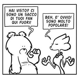 orso ciccione - fumetti sul web - webcomic