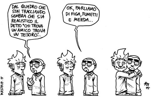 rxstrip - fumetti sul web - webcomic