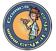 cryx comics - fumetti sul web - webcomic