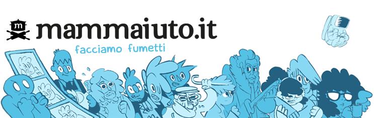 mammaiuto - fumetti sul web - webcomic