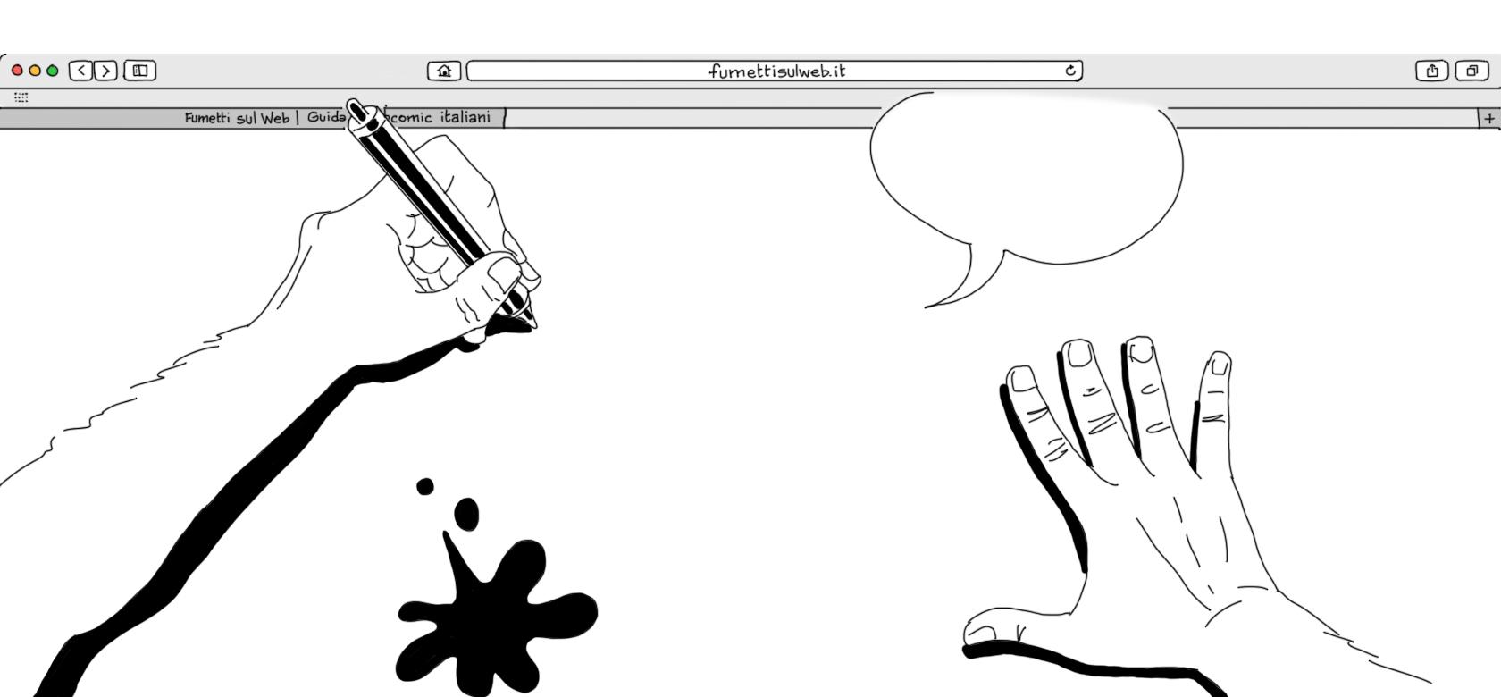 fumetti sul web