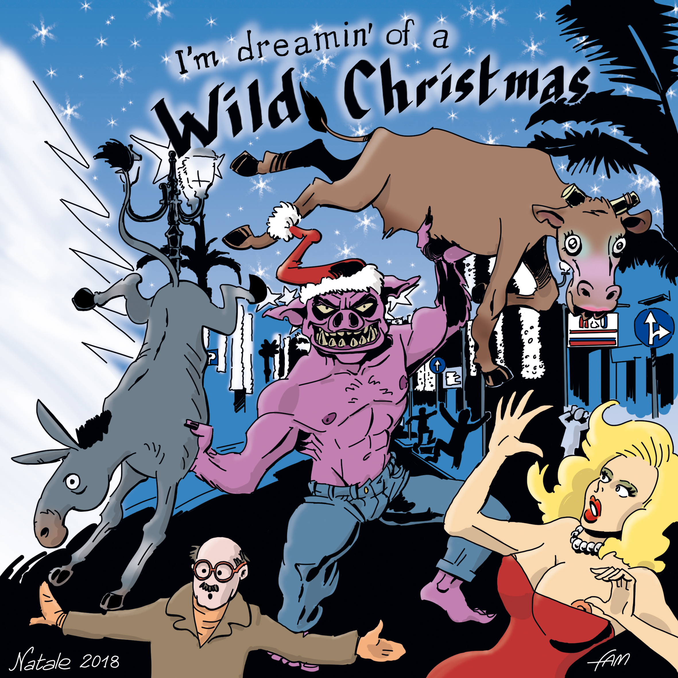 Wild Christmas 2018
